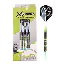 Michael van Gerwen Mighty Generation 90% tungsten 18gm soft tip dart set