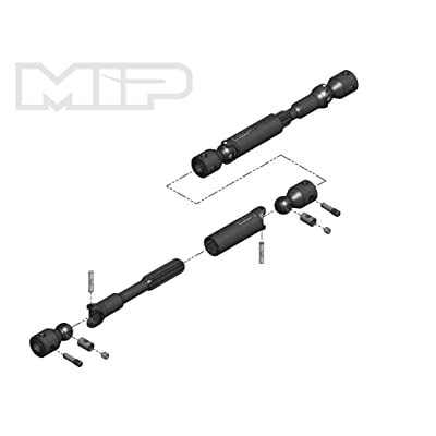 MIP HD Driveline Kit: TRX-4, 79 Bronco Ranger XLT, MIP18250: Automotive