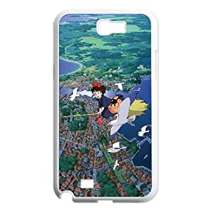 Samsung Galaxy Note 2 N7100 Phone Case White Kiki's delivery service BWI1849345