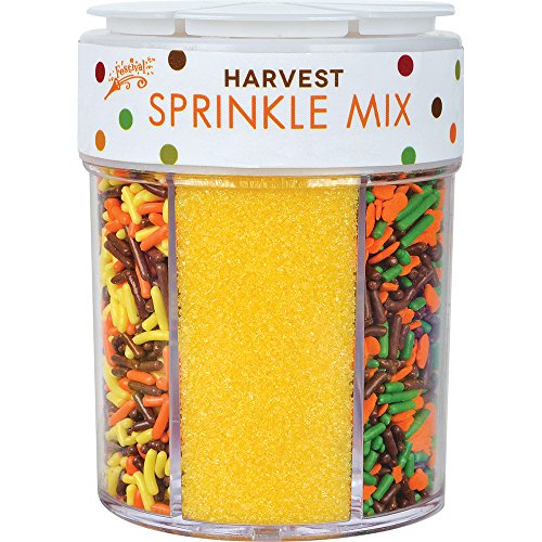 Festival Harvest 6-Cell Sprinkle Mix, 6.4