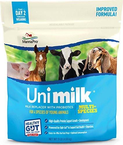 DPD UNI-Milk INSTANTIZED Milk REPLACER - 3.5 Pound