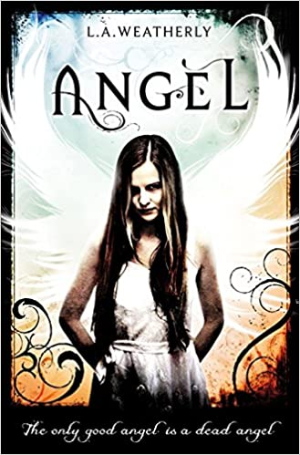 Image result for novel angel by weatherly
