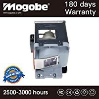 For RLC-061 Replacement Lamp with Housing for Viewsonic Pro8200 Pro8300 Projector by Mogobe