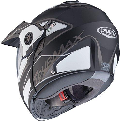 Caberg Tourmax Marathon Flip casque de moto avant  6SyCg1407262 ... 8e6f23638f28