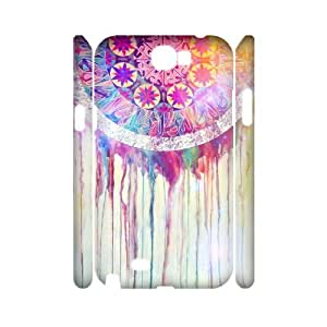 HXYHTY Aztec Tribal Customized Hard 3D Case For Samsung Galaxy Note 2 N7100
