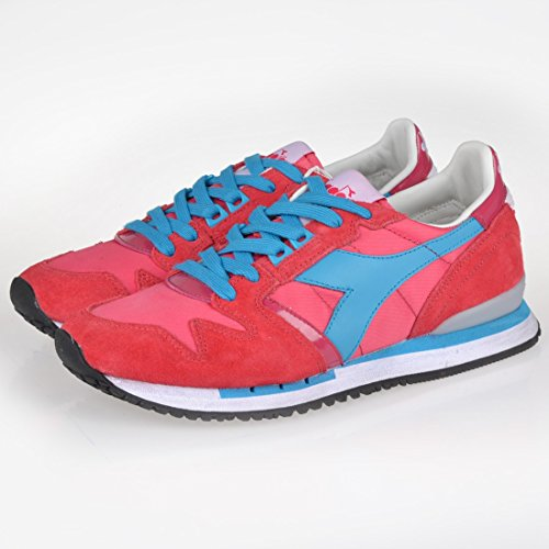 Diadora Woman Exodus W NYL (Red Flame) (US 6.5 / EU 37.0)