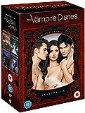 VAMPIRE DIARIES SEASONS 1-4 [Reino Unido] [DVD]