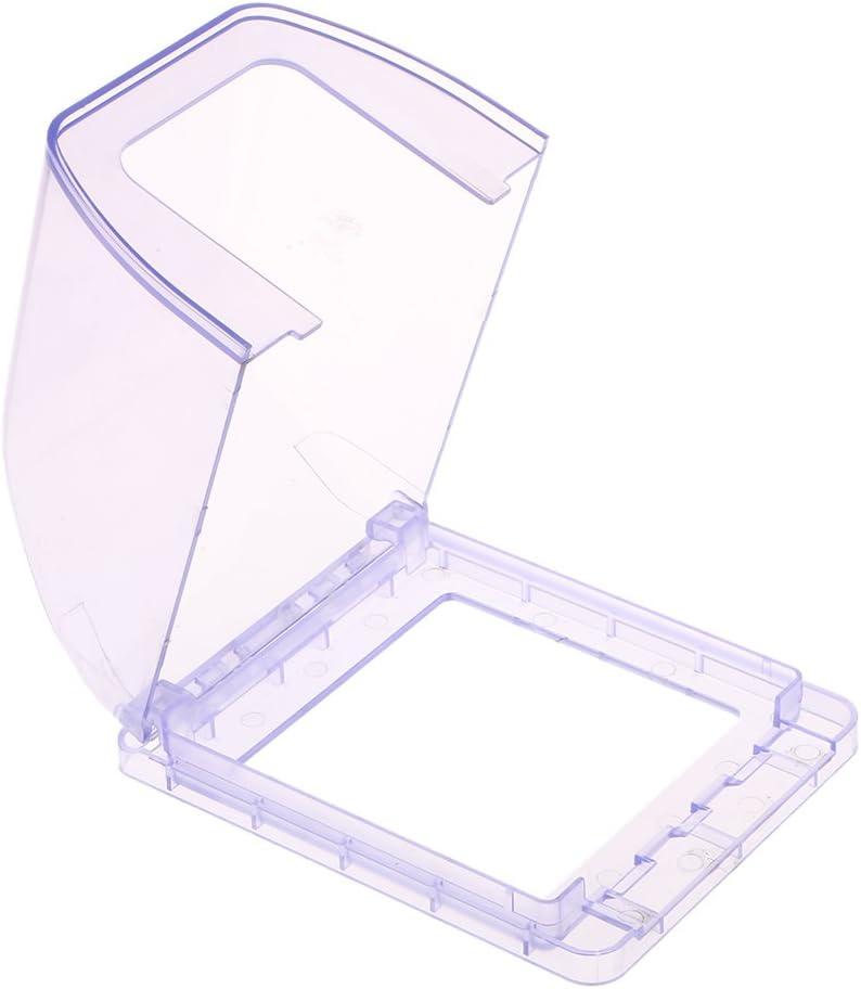 Bleu Homyl Caisse de Jonction de Bo/îte /étanche /à L/énergie Ext/érieure Louverture et Fermeture de 110 /°