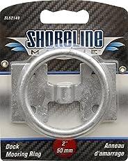 Shoreline Marine SL52149-X v Dock Galvanized Mooring Ring
