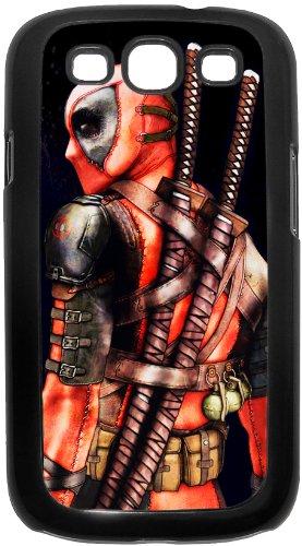 Deadpool - Marvel Comics v3 Samsung Galaxy S3 Case 3102mss