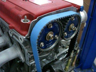 Gates Racing t167rb1 Correa de distribución Evo DSM 4 G63 ...