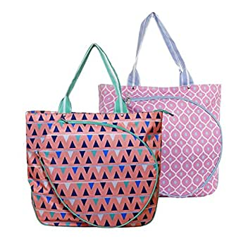 All for Color Tennis Tote (Good Catch)