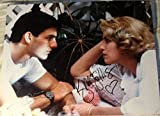 TOM CRUISE & KELLY MCGILLIS SIGNED AUTOGRAPH