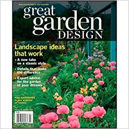 Great Garden Design Magazine Volume 1 Summer 2014 Steve Aitken 7447028871800 Amazon Com Books