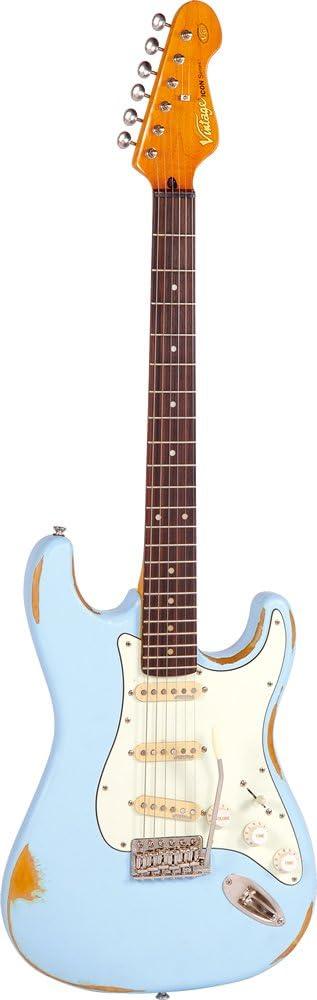 ICON apenada vintage V6 V6MRLB Serie E-Gitarren