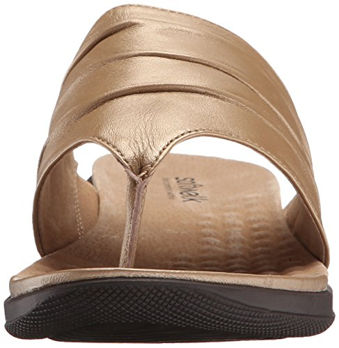 Sandal Wash Gold SoftWalk Wedge Toma Women's 1qwqXvt