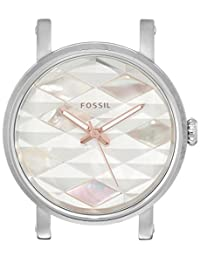 Fossil Women's C181023 Original Boyfriend Three-Hand White Dial
