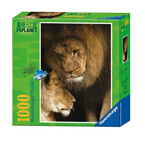 Ravensburger Animal Planet: Lions - 1000 Pieces Puzzle