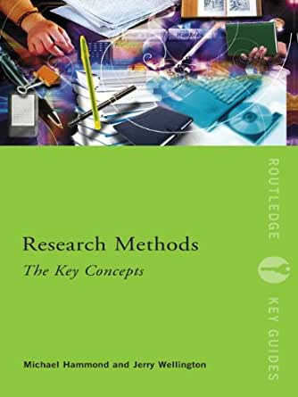 key concepts in social research pdf