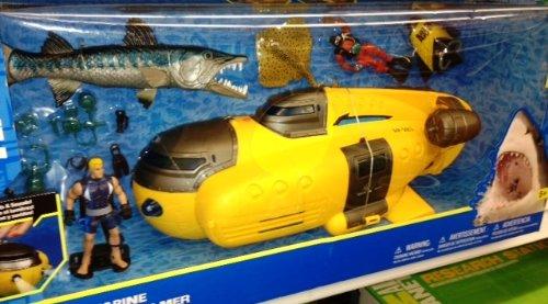 Animal Planet Deep Sea Submarine Playset Buy Online In