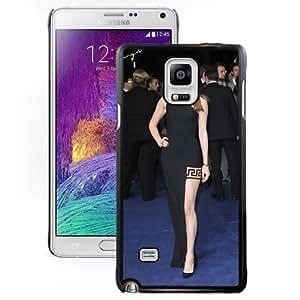 Unique Designed Cover Case For Samsung Galaxy Note 4 N910A N910T N910P N910V N910R4 With Emma Miller Girl Mobile Wallpaper(12) Phone Case