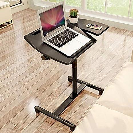 ShuZhuo-NH Mesa portátil portátil Simple para Altura y ángulo de ...