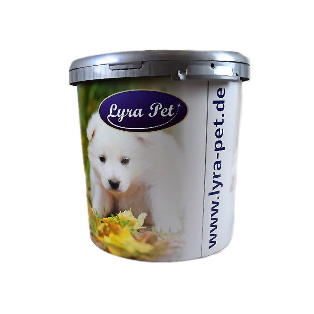 2 kg Hundeleckerli Wie Schweineohren in 30 L Tonne Lyra Pet GmbH Lyra Pet 100 Rinderohren ca