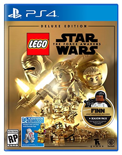 LEGO Star Wars: Force Awakens Deluxe Edition - PlayStation 4 (Lego Star Wars The Force Awakens Sale)