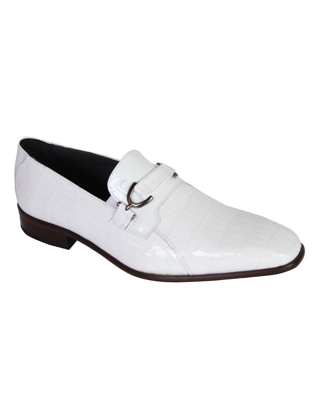 Pierre Cardin - Justo 45 EU Blanc Zapatos de moda en línea Obtenga el mejor descuento de venta caliente-Descuento más grande