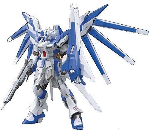 Bandai Hobby HGBF 1/144 Hi-Nu Gundam Vrabe Model Kit Model: BAN194865