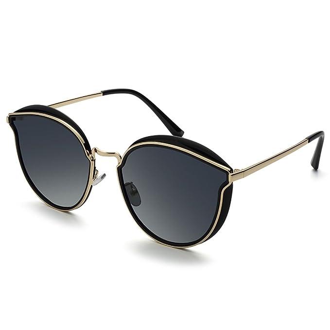 Amazon.com: anteojos de sol para mujer, moda anteojos de sol ...