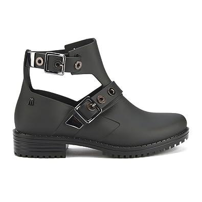 Amazon.com | Melissa Women\'s Antares Cutout Boot | Boots