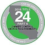 Leviton IPV15-1LZ Decora Vacancy Motion Sensor
