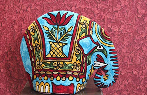 Christmas Gift. Elephant Quilted Tea Cozy/Embroidered French press cosy/Teapot/cafetière/coffee plunger/kettle/percolator/server/pot/carafe/animal cozy/*** Free Delivery***