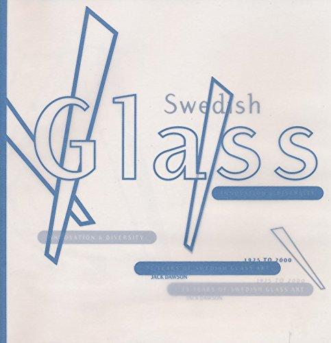 Innovation and Diversity: 75 Years of Swedish Glass Art pdf epub