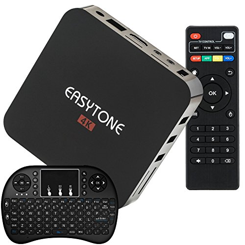 EASYTONE Android Wireless Touchpad Keyboard