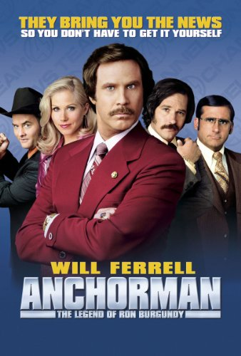 Anchorman: The Legend Of Ron (Veronica Corningstone)