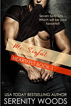 Mr. Sinful (Heartfelt Book 1) by [Woods, Serenity]