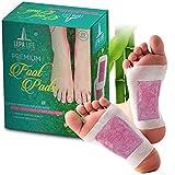 Premium Aromatherapy Rose Foot Pads - Stress, Pain