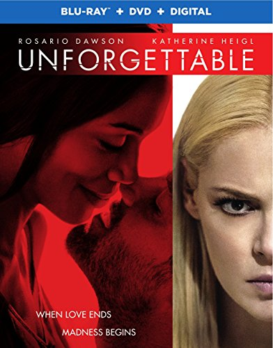 Blu-ray : Unforgettable (With DVD, Ultraviolet Digital Copy, Dubbed, Digitally Mastered in HD, Dolby)