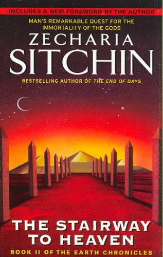 Download THE STAIRWAY TO HEAVEN By Sitchin, Zecharia (Author) Mass Market Paperbound on 27-Mar-2007 pdf epub