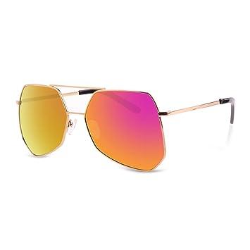 Modische Mode Sonnenbrillen Männer und Frauen Universal , Silber Schwarz