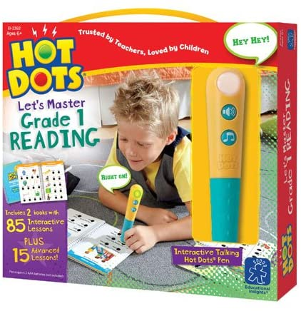 Hot Dots Talking Power Pen by Educational Insights