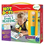 Educational Insights Hot Dots Let's Master 1st