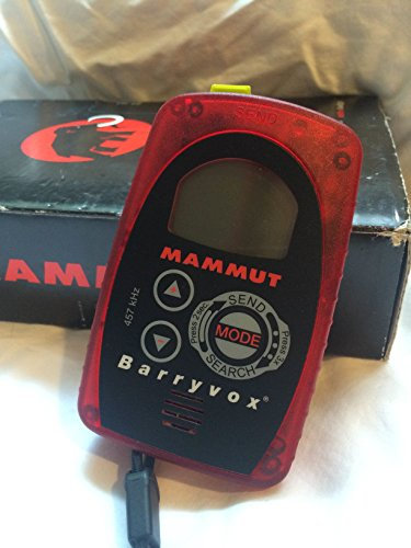 Barryvox OPTO 3000 Avalanche - Best Beacon Avalanche