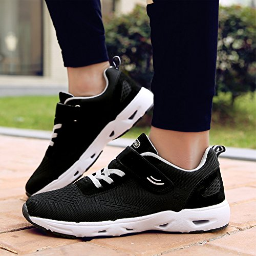 Femme Sneakers de Gym Chaussures Baskets Homme Fitness Eagsouni Sports Athlétique Running Course fZORPOq7Bw