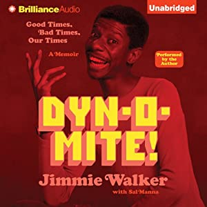 Dynomite! Audiobook