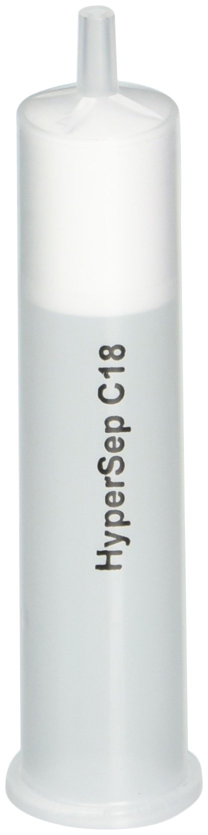 Thermo Chromatography 60108-701 HyperSep C18 Extraction Column, 2 g Bed Weight, 15 ml Column Volume (Pack of 20)