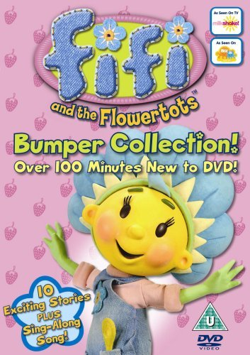 Fifi and the Flowertots - Bumper Collection [DVD]