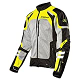 Klim Induction 2017 Redesigned Motorcycle Jacket - MD / Hi-Vis